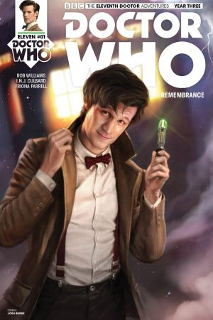 Doctor Who: The Eleventh Doctor (2017-) #1