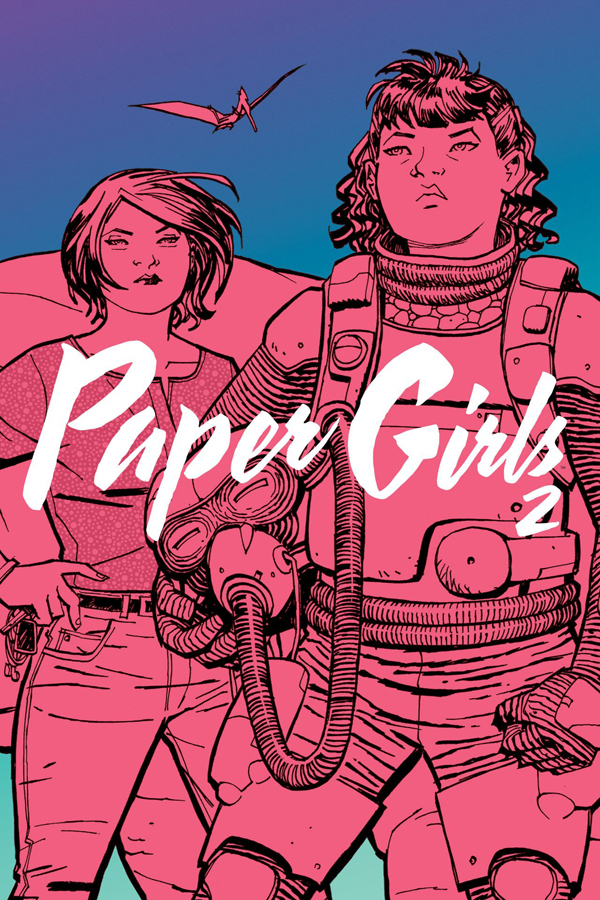 Paper Girls Vol.02
