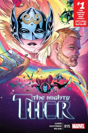 Mighty Thor (2015-) #15