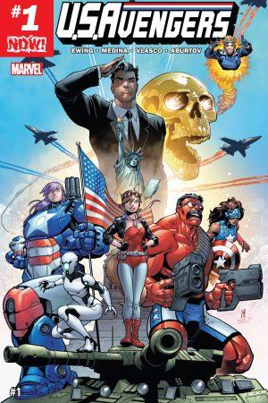 US Avengers (2017-) #1