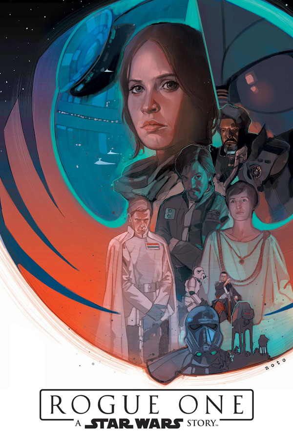 Star Wars: Rogue One #1-6