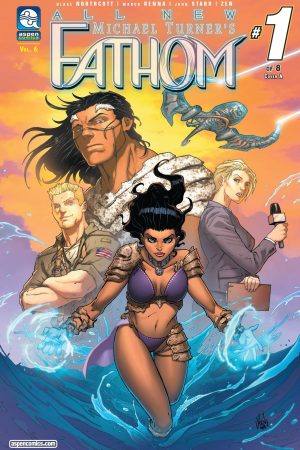 All-New Fathom Vol-6 #1