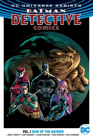 Batman - Detective Comics Vol.01: Rise Of The Batmen