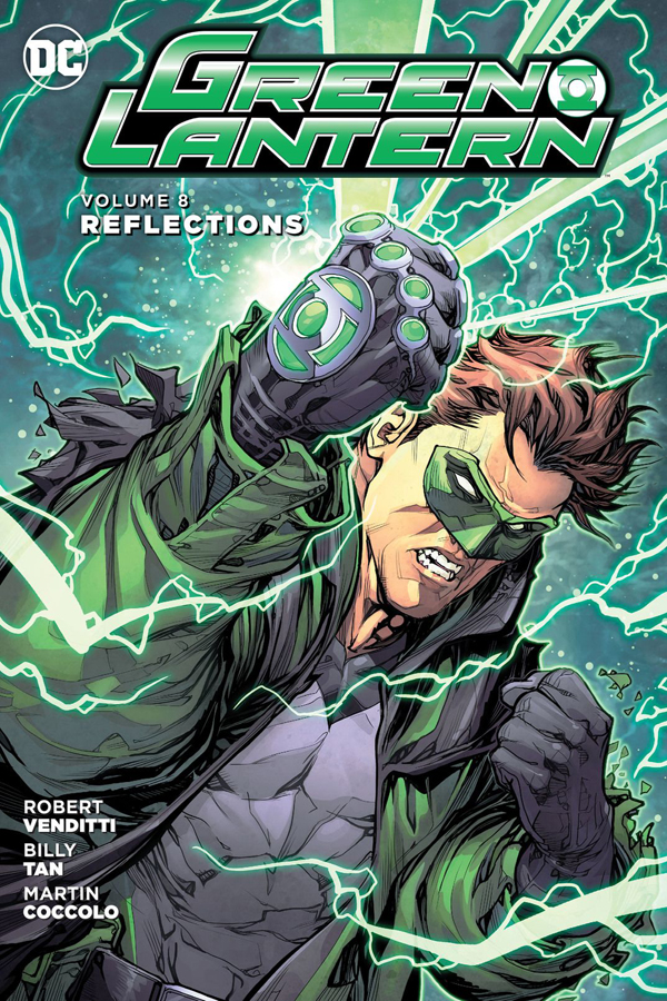 Green Lantern Vol.08: Reflections