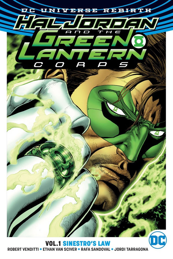 Hal Jordan and the Green Lantern Corps Vol.01: Sinestro's Law