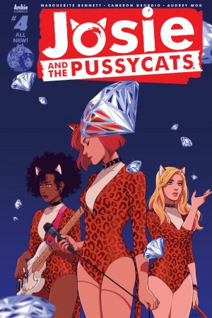 Josie and the Pussycats (2016-) #4