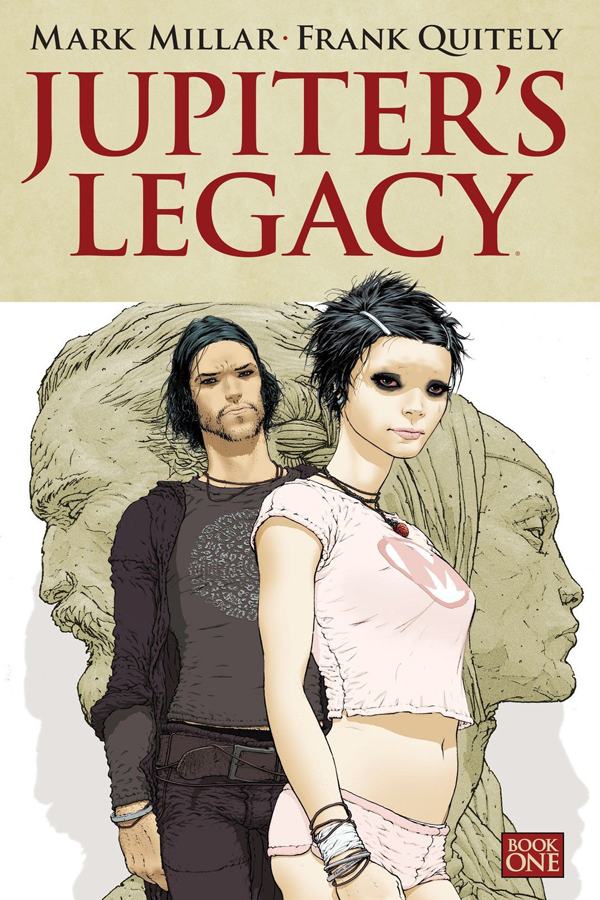 Jupiter's Legacy - Book One