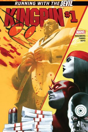 Kingpin (2017-) #1