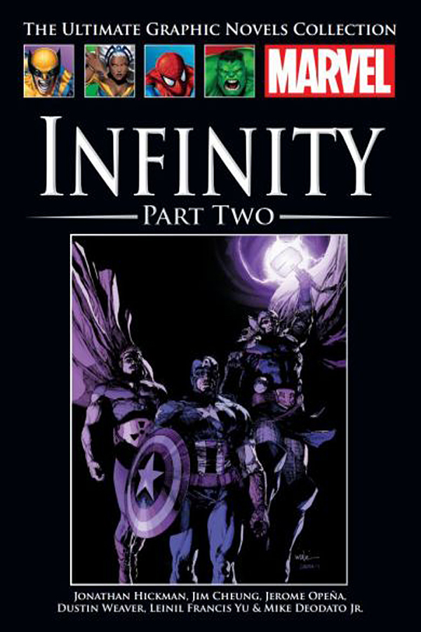 Marvel Collection Vol.133: Infinity - Part Two