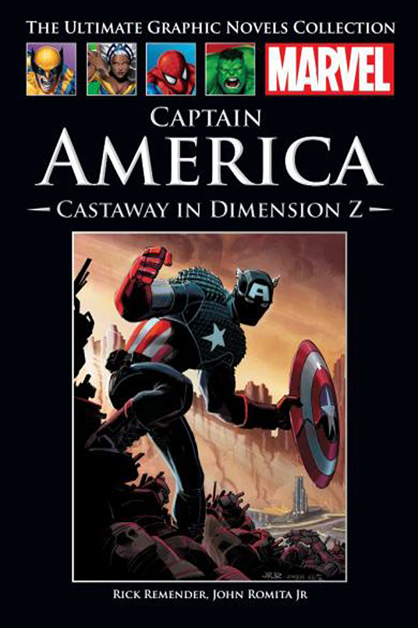 Marvel Collection Vol.132: Captain America - Castaway In Dimension Z