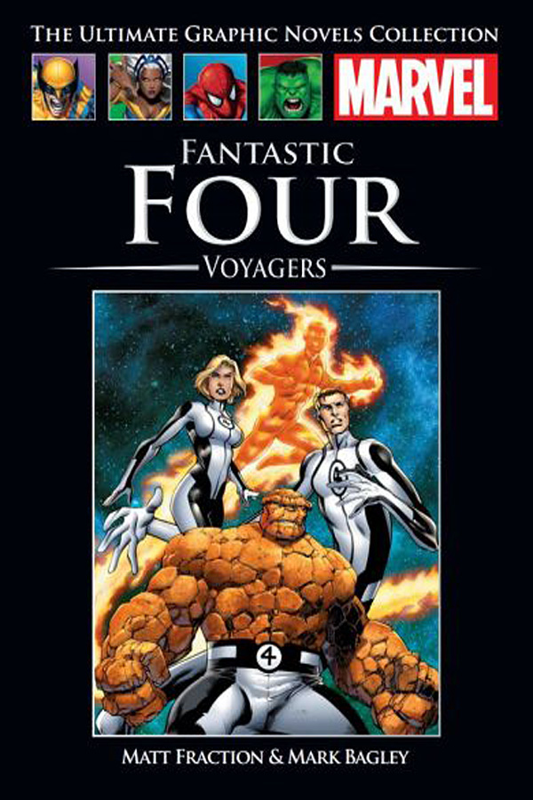 Marvel Collection Vol.134: Fantastic Four - Voyagers