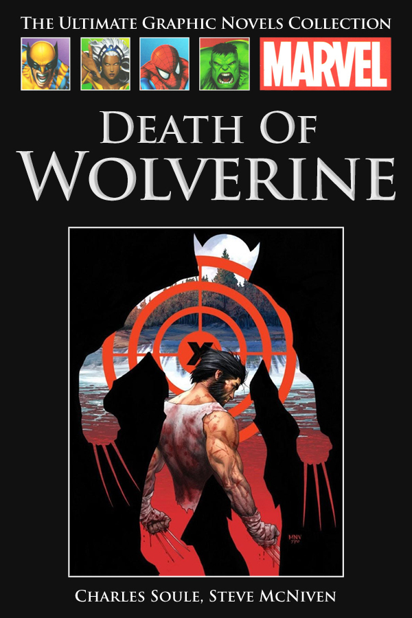 Marvel Collection Vol.136: Death Of Wolverine