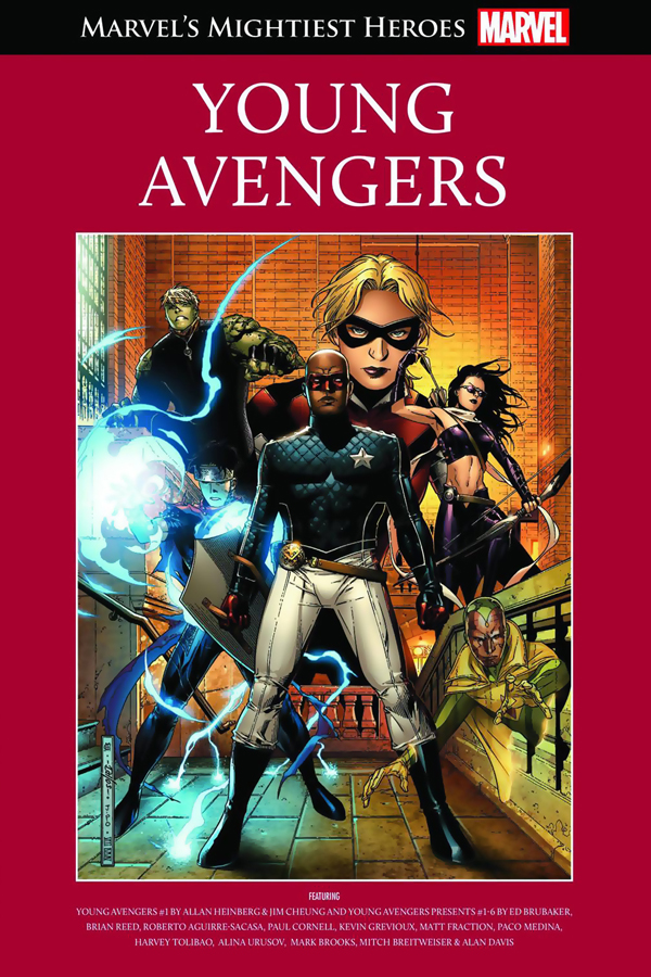 Marvel's Mightiest Vol.82: Young Avengers