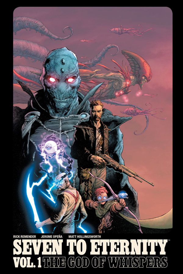 Seven To Eternity Vol.01
