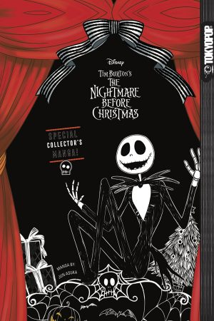 Disney Manga: Tim Burton's Nightmare Before Christmas