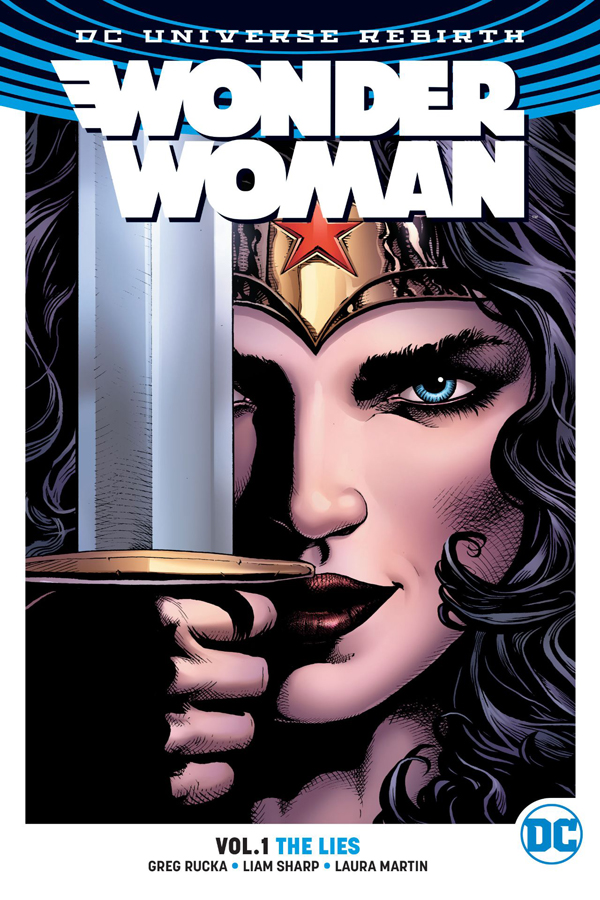 Wonder Woman Vol.01: The Lies