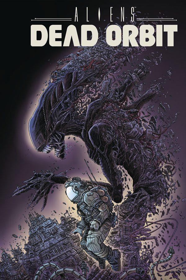 Aliens: Dead Orbit #1-4