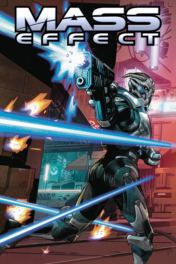 Mass Effect: Discovery #1-5