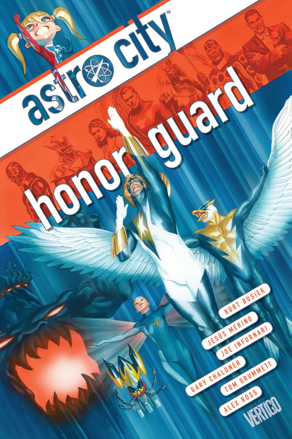 Astro City Vol.13: Honor Guard
