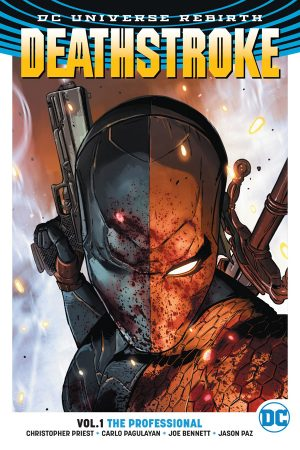 Deathstroke Vol.01: The Professional
