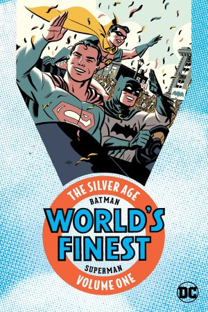 Batman and Superman in World's Finest: The Silver Age Vol.01