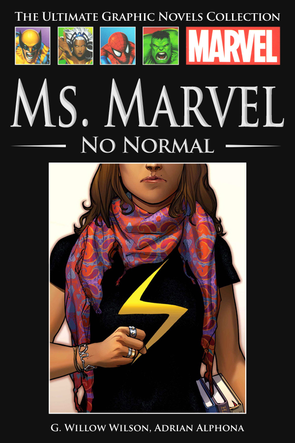 Marvel Collection Vol.138: Ms Marvel - No Normal