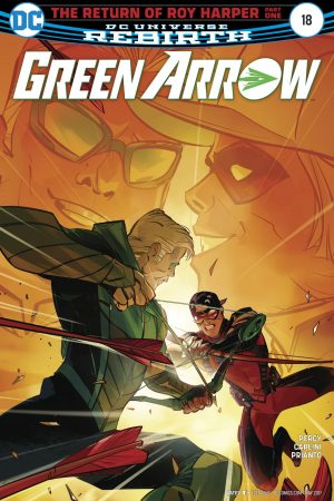 Green Arrow (2016-) #18