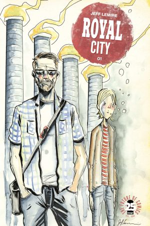 Royal City #1