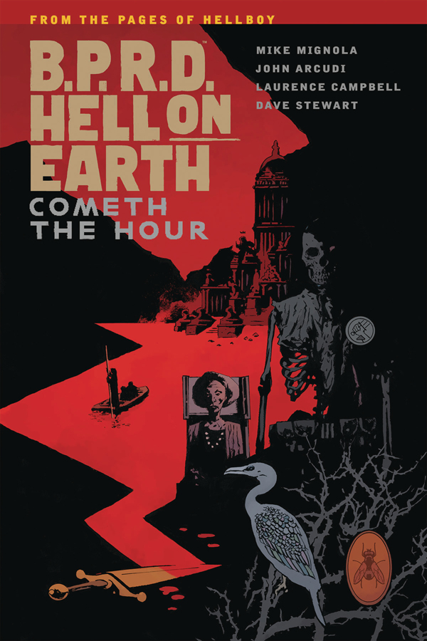 BPRD - Hell On Earth Vol.15: Cometh the Hour