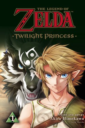 Legend Of Zelda: Twilight Princess Vol.01