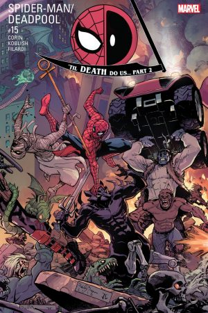 Spider-Man / Deadpool (2016-) #15