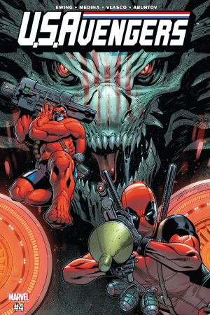 US Avengers (2017-) #4