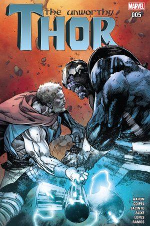 Unworthy Thor (2016-) #5
