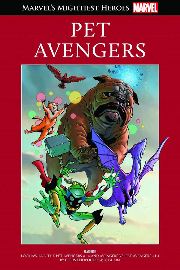 Marvel's Mightiest Vol.85: Pet Avengers