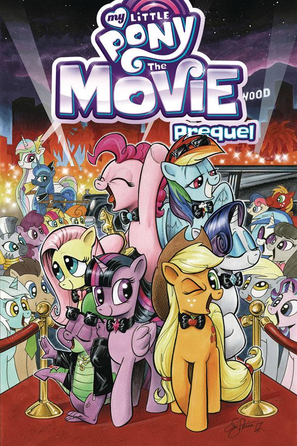 My Little Pony: Movie Prequel #1-4