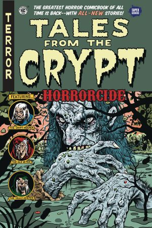 Tales From The Crypt: Horrorcide #1-3