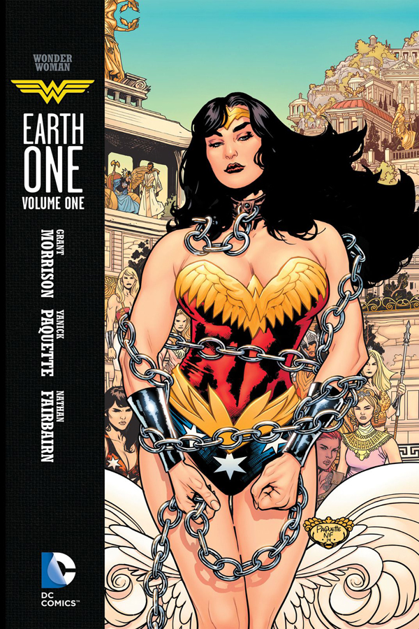 Wonder Woman: Earth One Vol.01
