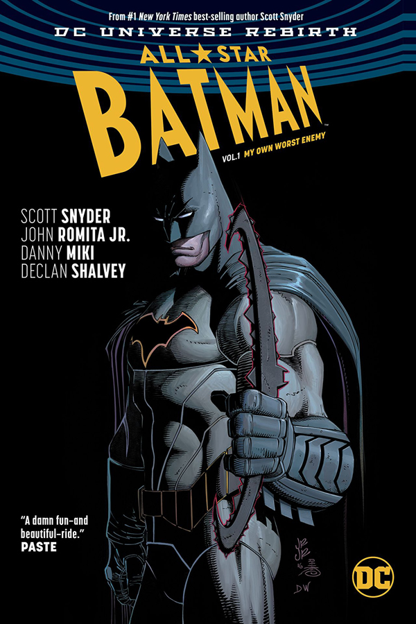 All-Star Batman Vol.01: My Own Worst Enemy