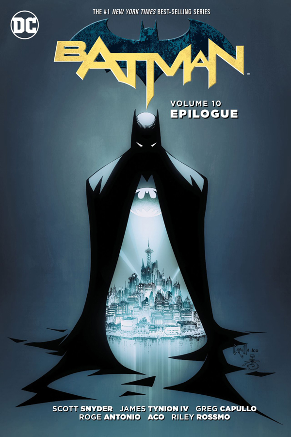 Batman Vol.10: Epilogue