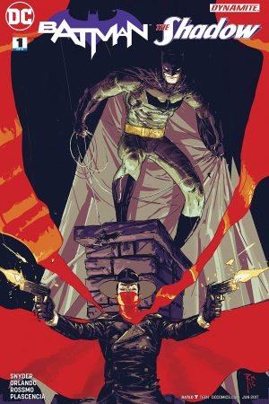 Batman / Shadow #1