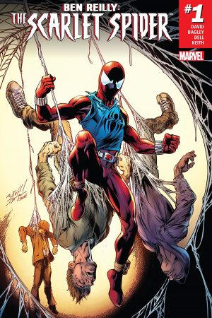 Ben Reilly: Scarlet Spider #1