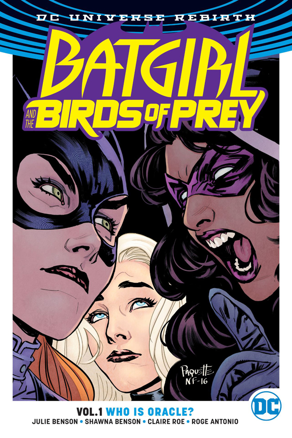 Batgirl And The Birds Of Prey Vol.01: Who is Oracle?