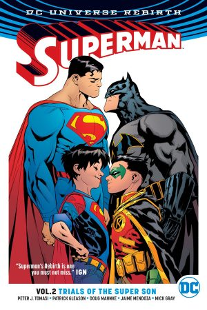 Superman Vol.02: Trials Of The Super Son