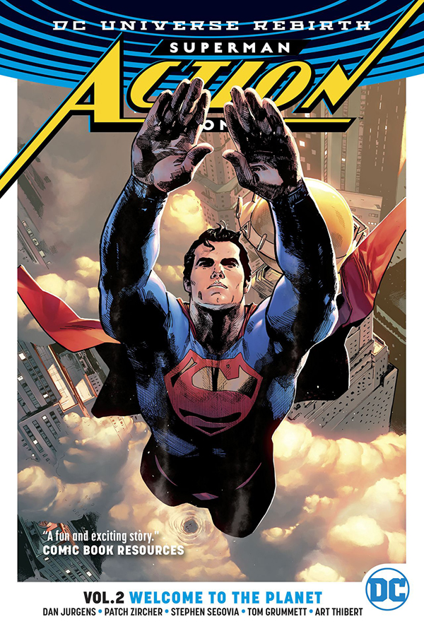 Action Comics Vol.02: Welcome To The Planet