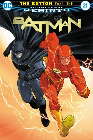 Batman (2016-) #21 International Edition
