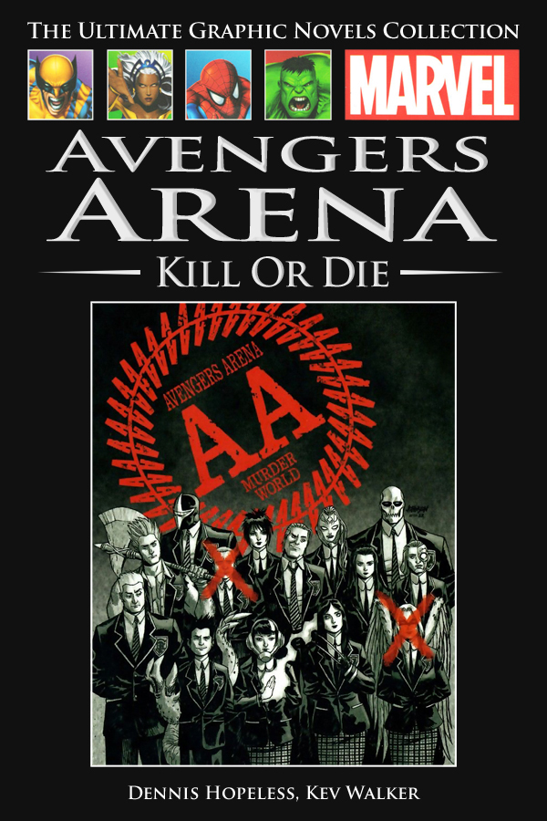Marvel Collection Vol.139: Avengers Arena - Kill Or Die