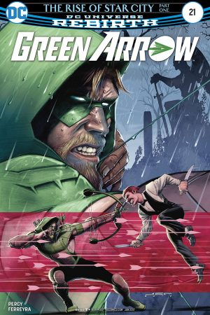 Green Arrow (2016-) #21