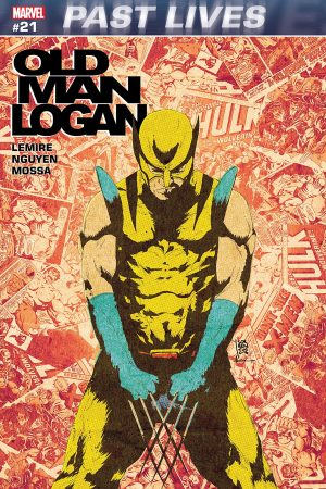 Old Man Logan (2016-) #21