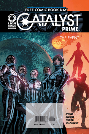 FCBD 2017 CATALYST PRIME THE EVENT