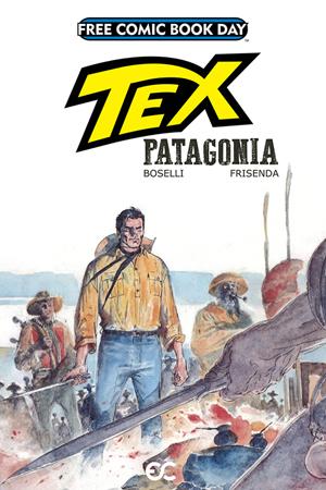 FCBD 2017 TEX PATAGONIA